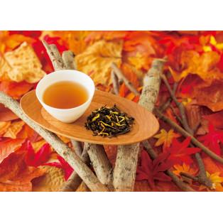 郷愁を誘う香ばしい香りのお茶「焚火」