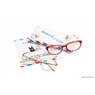 【Zoffから生誕20周年を迎えるリサとガスパールのメガネが発売!】