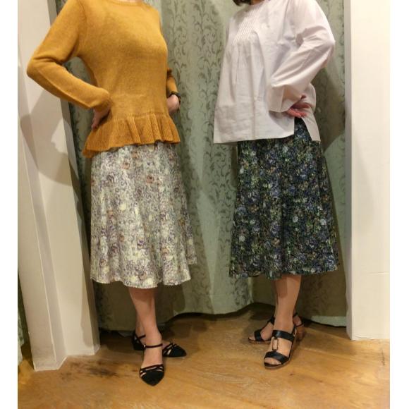 ♪ゴブラン風スカート♪