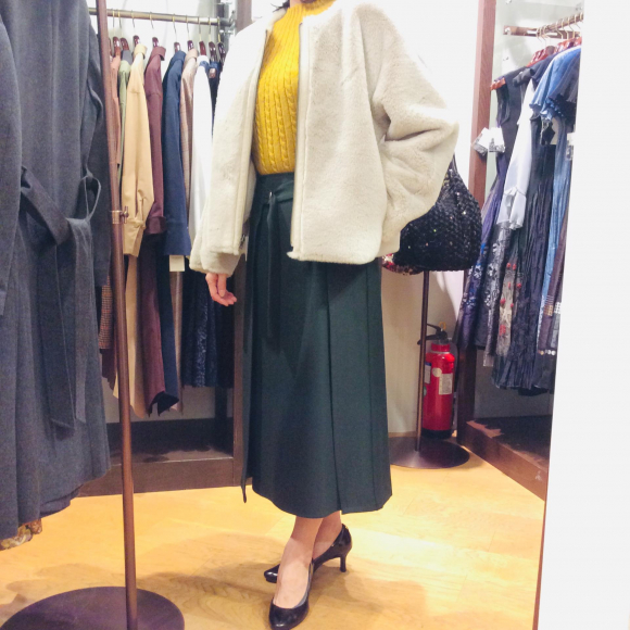 ♪タイトスカート♪