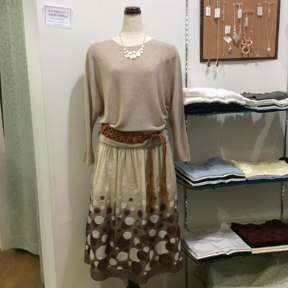 ♪  新作スカート  ♪
