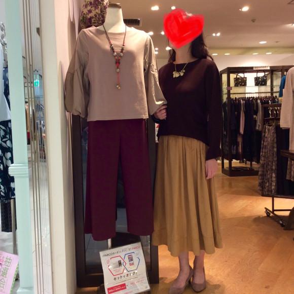 ♪新作フェイクスエードスカート♪