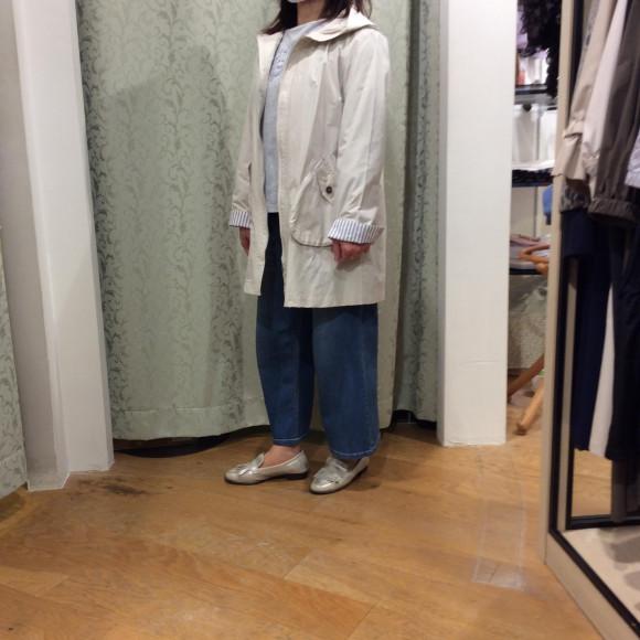♪  春物コート  ♪