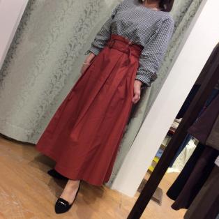 ♪新作スカート♪