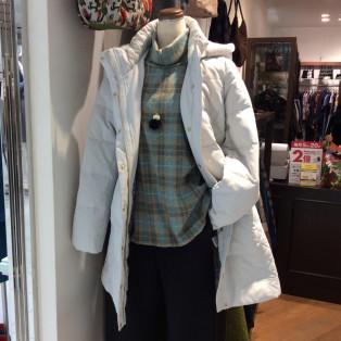 ♪  新作コート  ♪