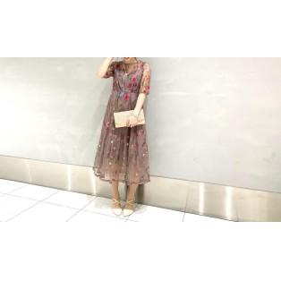 ⋆*❁* Floral dress *❁*⋆
