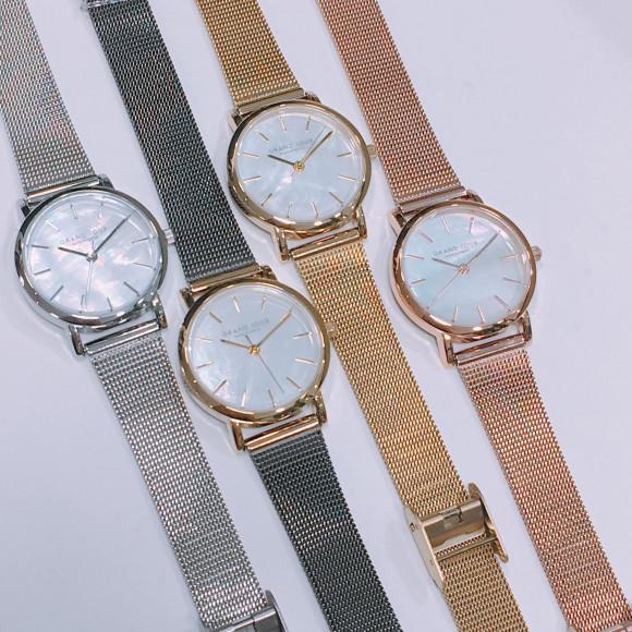 NEWメタル時計