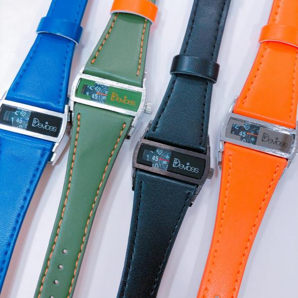 個性派腕時計