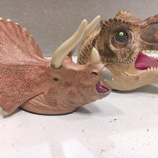 恐竜グッズ!