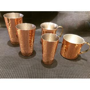 銅製カップ