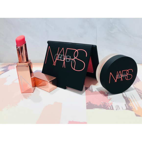 【NARS】ORGASMCOLLECTION!