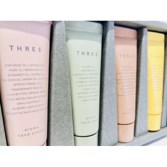【THREE 】限定キット