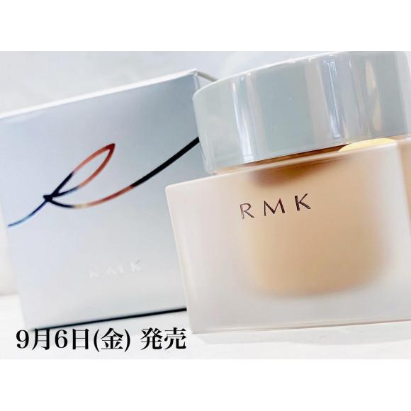 【RMK】新ファンデーション