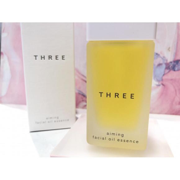 【THREE】オイル美容液