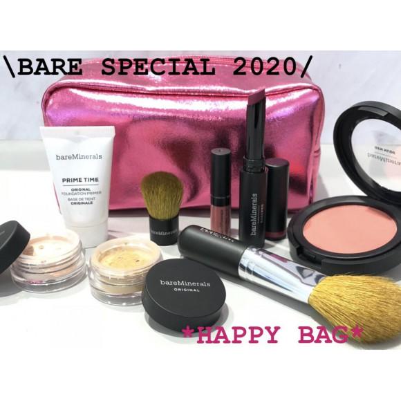【bare Minerals】ベアスペシャル2020
