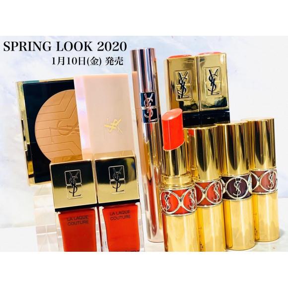 【YSL】Spring Look 2020