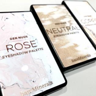 【bare Minerals】6色アイシャドウパレット