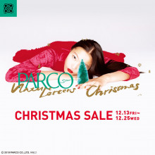 【EVENT】Christmas sale 開催!!