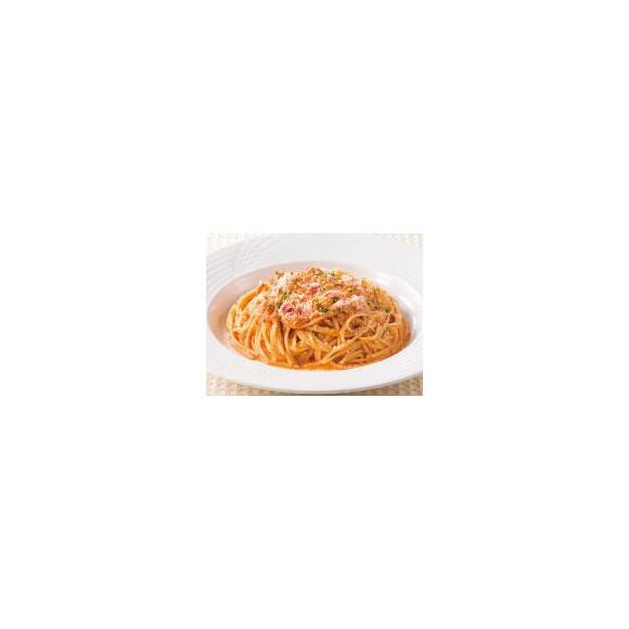 カニ増量☆人気のトマトクリームスパゲティ♪