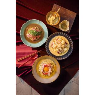 【冬の期間限定商品】 鎌倉パスタ ぜひご賞味くださいませ。