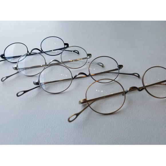 昭和な眼鏡 井戸多美男作 【T-416】