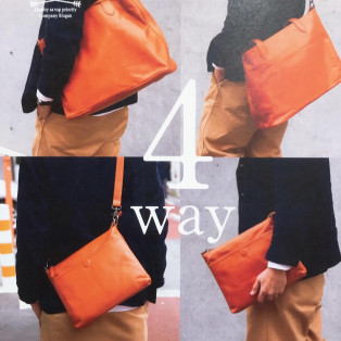 COMPLETE WORKS TOTE BAG 4way o(^-^)o