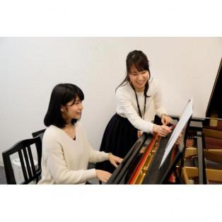 【音楽教室】人気のピアノコースレッスン枠拡大致しました。