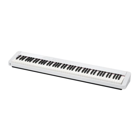 持ち運びもできる置き型電子ピアノのご紹介♪