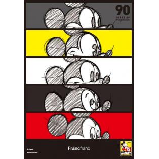 【NEW】 ミッキーマウス 90周年特別アイテム☆