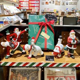 ギフト用に◎クリスマスグッズコーナー拡大!