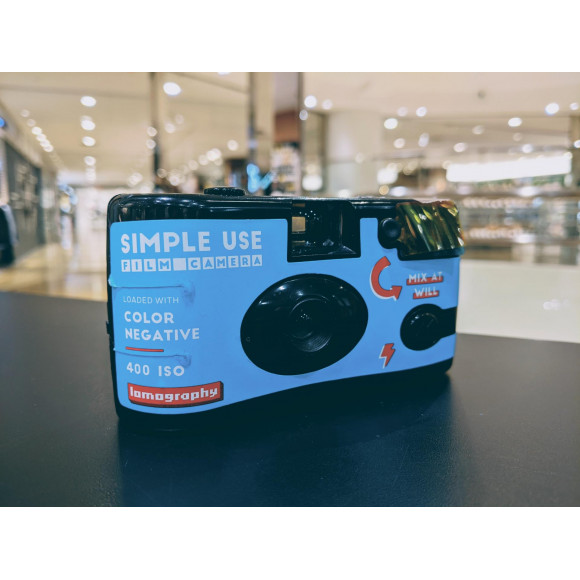 Lomography:Simple Use Film Camera Color Negative 400