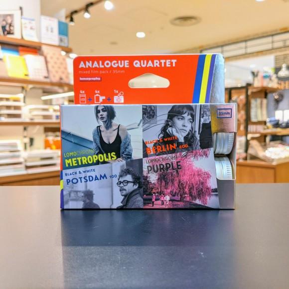 Lomography Analogue Quartet&Duet