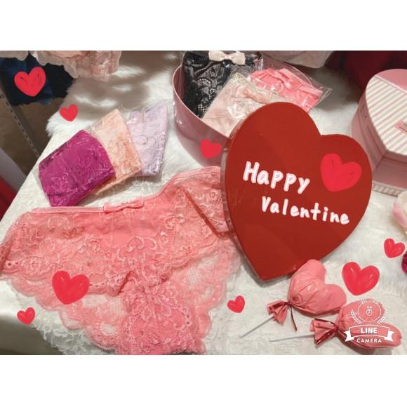 ♡ハッピーバレンタイン♡『ショーツプレゼント♡』