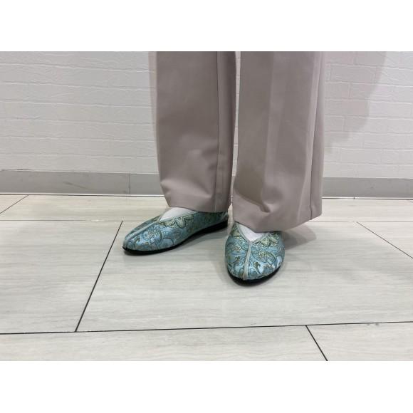 スタッフ靴下コーディネート