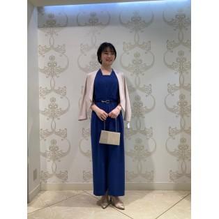 スタイリッシュなパンツドレス☆