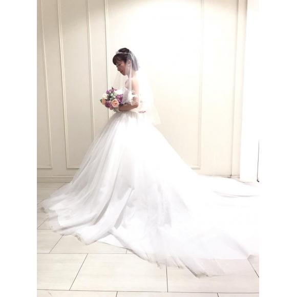 新作♡ウェディングドレス