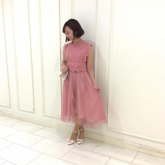 新作☆テールカットドレス