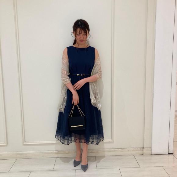 新作レースドレス♡