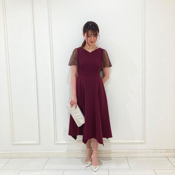 大人気ドレスに新色登場♡