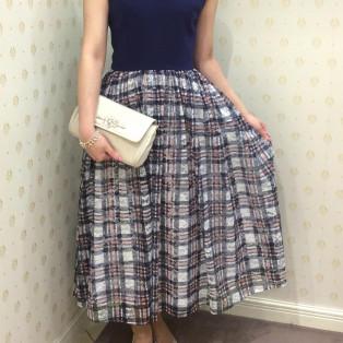 お写真映え☆新作ドレス