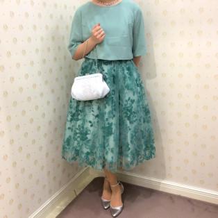 新作☆トップス付きドレス