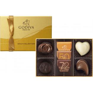 ゴディバ 「ゴールド コレクション」リニューアル 「クッキー&チョコレート アソートメント」も装い新たにリニューアル