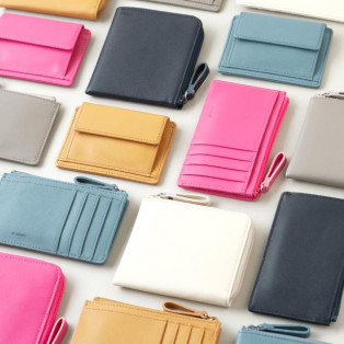 「Noir Compact wallet」 入荷