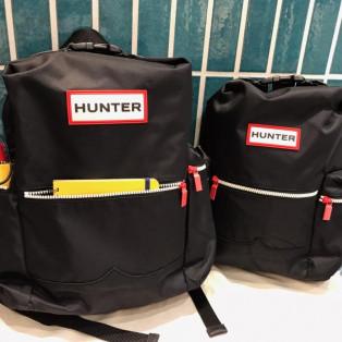 「HUNTER」トップクリップバックパック