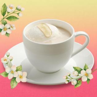 ジャスミンミルク紅茶