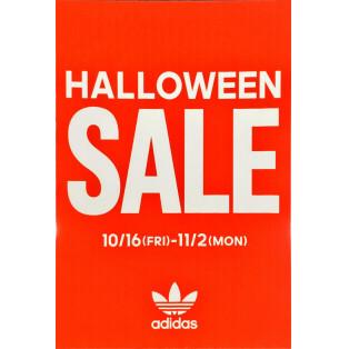 *adidas oliginals HALLOWEEN SALE開催中*
