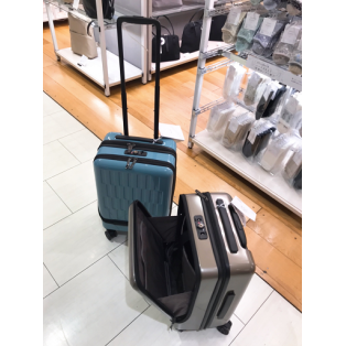 *丈夫でスタイリッシュ♪Wafleスーツケース*