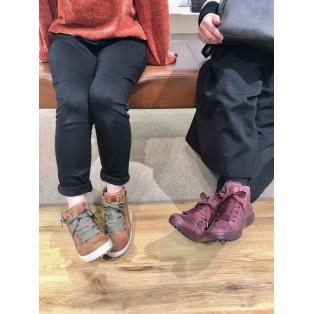 冬の超あったか靴のご紹介☆