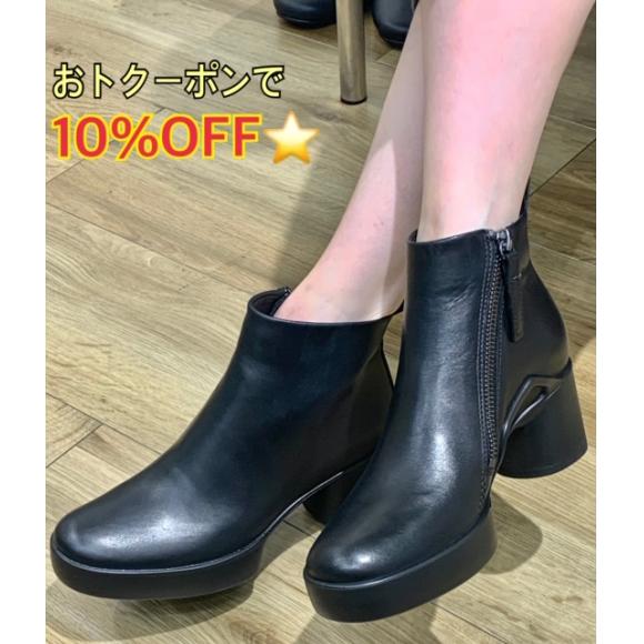 モードなシルエットのブーツ☆