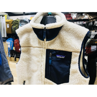 メンズ注目!patagonia/Classic Retro-X Vest人気カラー再入荷★